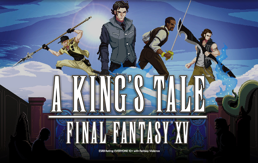 Image result for a king's tale final fantasy